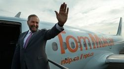 Mulcair Says He's 'Sure' NDP's First Budget Will Be