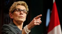 Wynne Distressed By Schools Vandalized In Protest Of Sex-Ed
