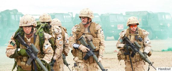 'Hyena Road': Paul Gross' Return To War Movies Explores Afghanistan's 'Complicated'