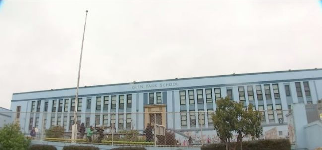 Glen Park Elementary School is part of San Francisco Unified School District.