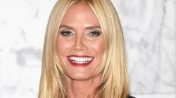 Heidi Klum Just Shared A Very NSFW Pic On