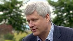 Harper Blames Solely Nigel Wright In Duffy