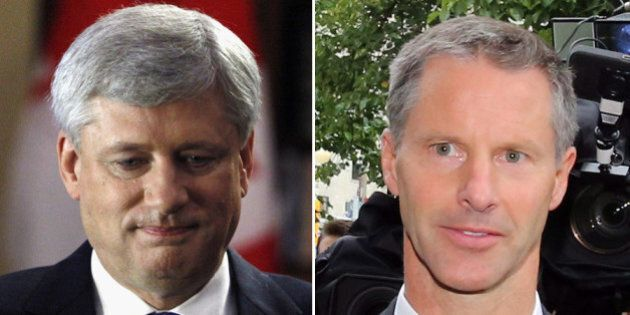 Stephen Harper Reached Out To Nigel Wright Despite Anger Over Mike Duffy