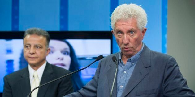 Gilles Duceppe Launches Attack On NDP, Conservatives In