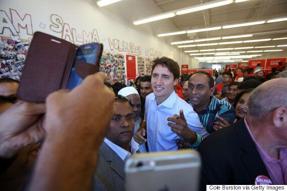 Statistics From Federal Election Show Big Numbers In Social Media,