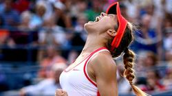 Freak Injury Leads To Bouchard Withdrawal From U.S. Open