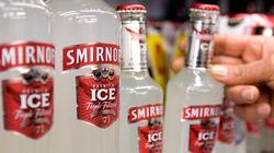 Smirnoff Ice Recalled Across