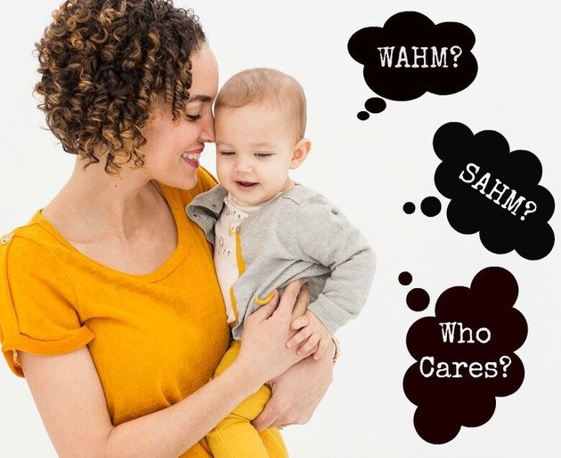 Working Moms: Why the Labelling Needs to
