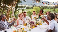 How Much Some Of You Spent On Weddings This Year (So Far) As