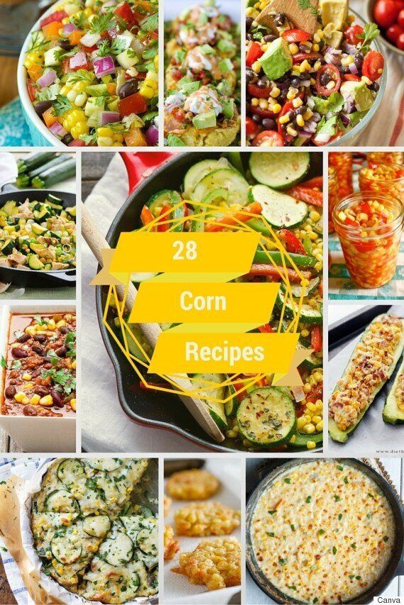 28 Corn Recipes That Are Worth Every