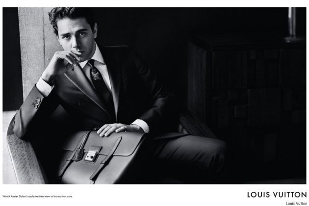 Canadian Filmmaker Xavier Dolan Is The New Face Of Louis