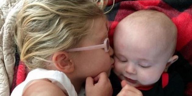 Sibling Love: Proof That Your Children Get Along...