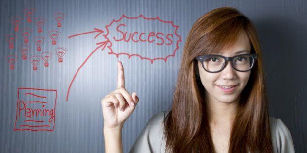 Working women draw leader business