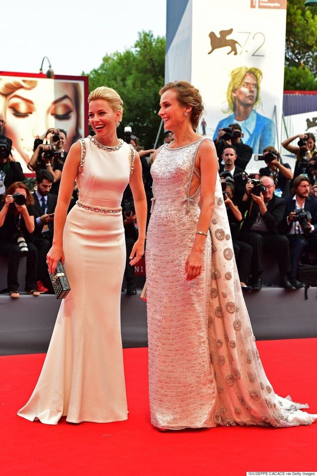 Diane Kruger And Elizabeth Banks Rule The 2015 Venice Film Festival Red