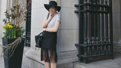 How To Make Your Own Fun Fringe Skirt For