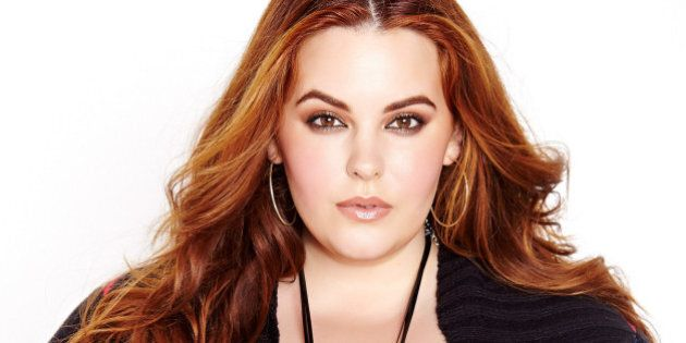 Tess Holliday Stars In Addition Elle's Decadent Folk Collection
