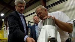 Harper Promises Boost To Mining Tax