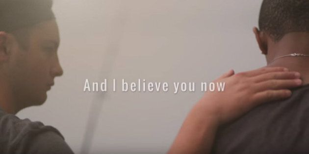 New 'I Believe You' Campaign To Help Support Alberta Sex Assault
