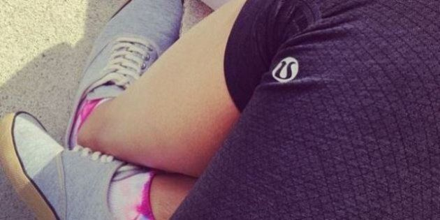 School 'Bans' Yoga Pants And Leggings, But Not For The Reason You