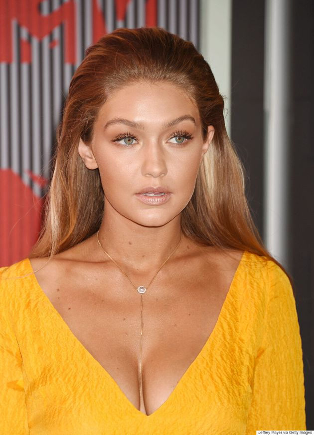 Gigi Hadid's 2015 MTV VMA Makeup: How To Get Her Bronzed, Glowing