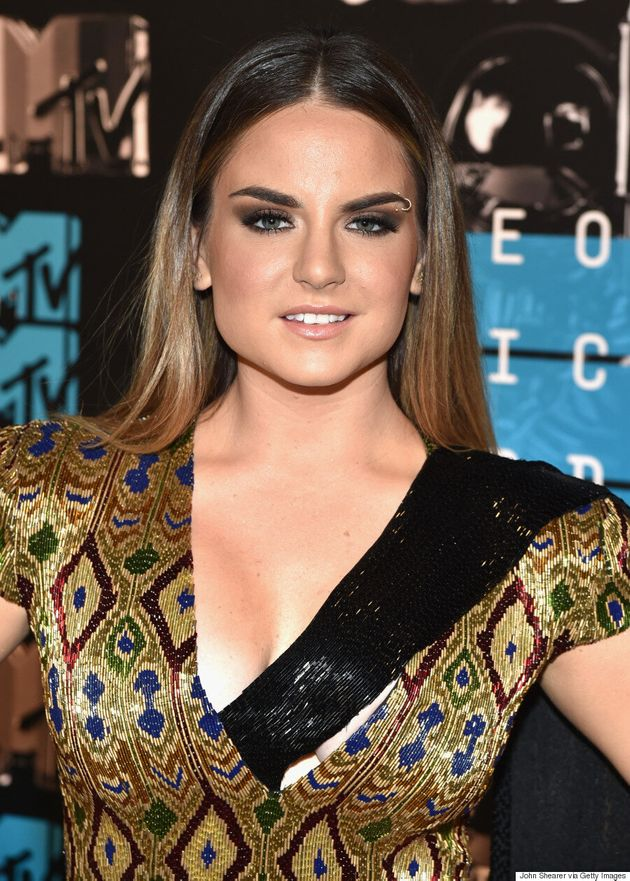 JoJo Makes Her Triumphant Return At The 2015 MTV
