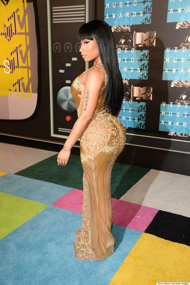 Nicki Minaj's MTV VMA 2015 Dress Surprised Us