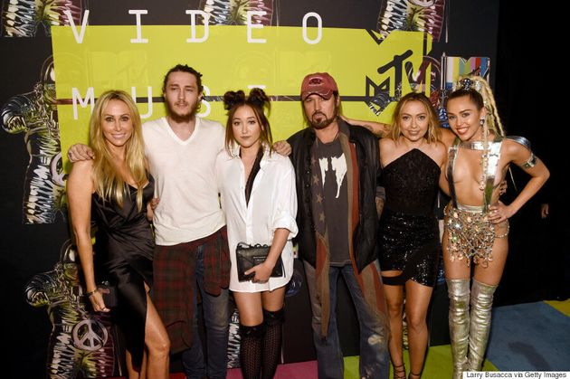 Miley Cyrus' MTV VMA 2015 Outfit Is As Wild And Outrageous As You'd