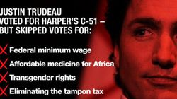 New Democrats Hammer Liberals On C-51