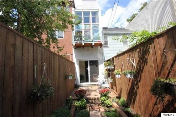 'Narrowest Detached House' In Toronto Is 'Suprisingly Spacious,' And Selling For