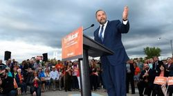 Mulcair: Professional Sports Shouldn't Expect Help From