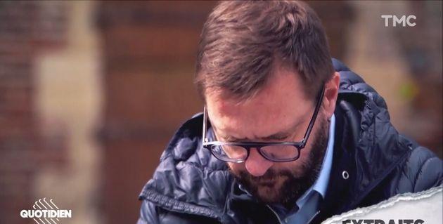 Jérôme Lavrilleux en larmes en se replongeant dans l'affaire