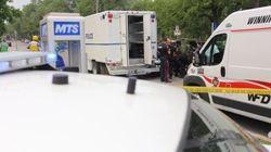 Accused Winnipeg Bomber Seeking