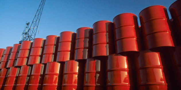 Oil Gets Biggest One Day Gain Since 2008, Lifted By Stock Rally, U.S. Economic