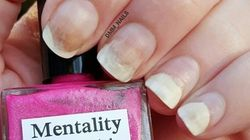 People Are Freaking Out About This Nail Polish Ruining Their
