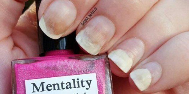 Mentality Nail Polish Under Fire For Ruining People's