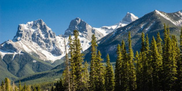 Canmore Hikers Rushed To Hospital After Fall On Three