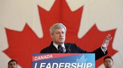 Harper Vows To Boost Program For New Canadians Trained
