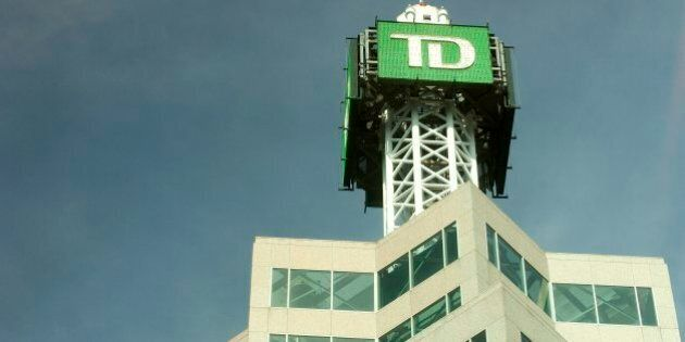 TD Bank Profit Jumps 7.5% To $2.3 Billion In Third