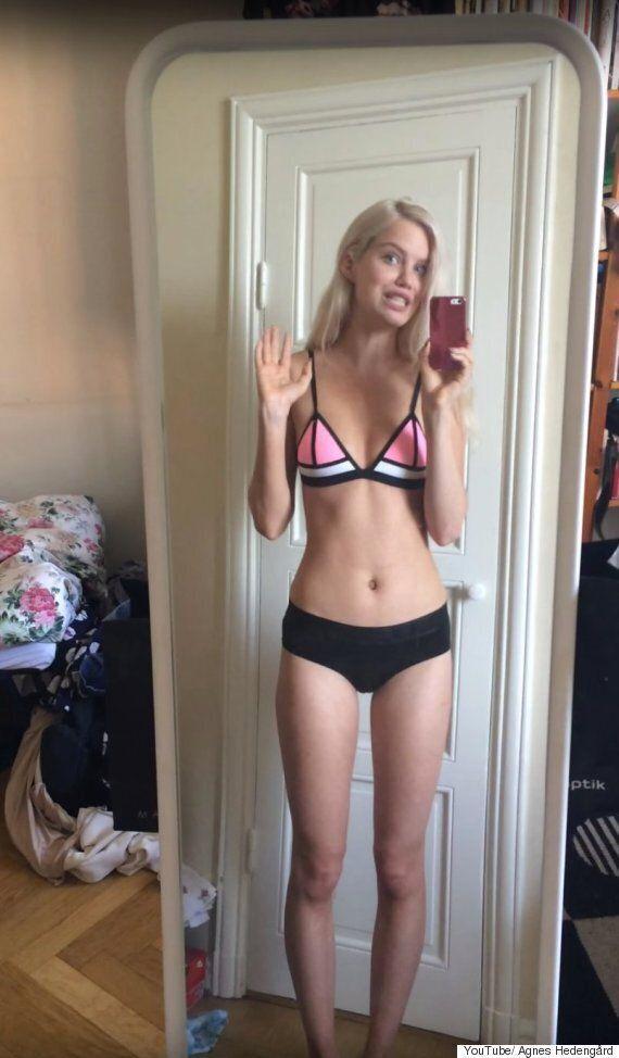 Agnes Hedengård's Video Accuses Fashion Agencies Of 'Absurd'