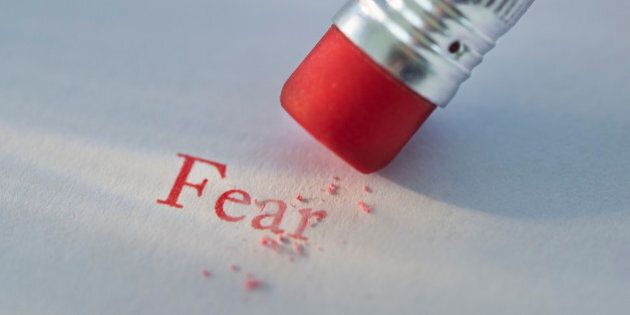 This Is What Fear Makes You