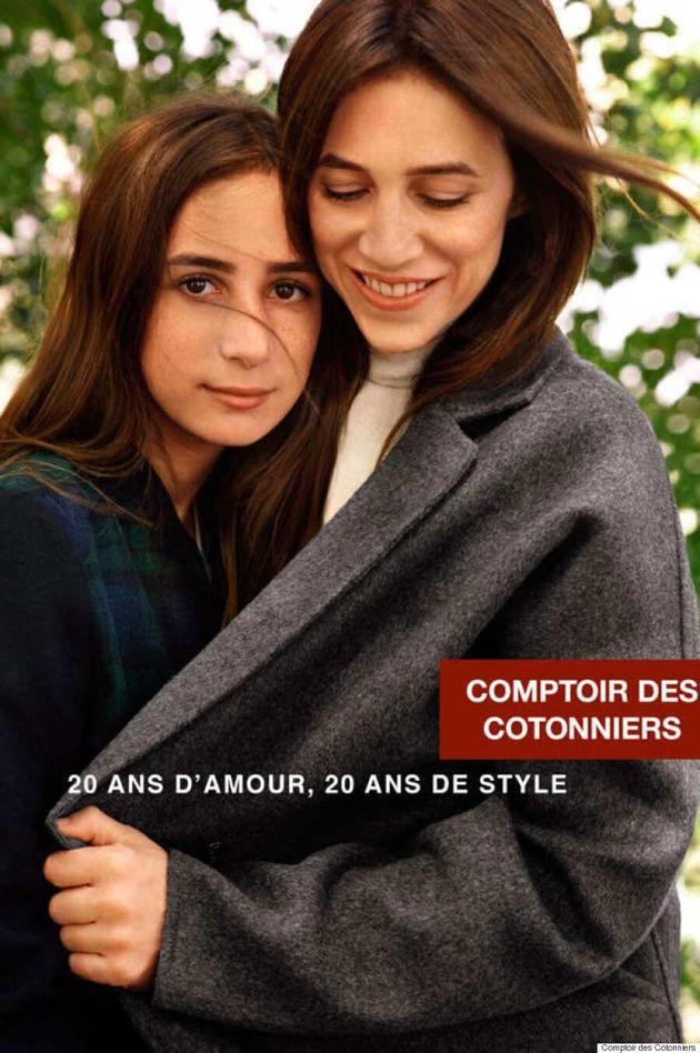 Jane Birkin's Granddaughter Lands Her First Fashion