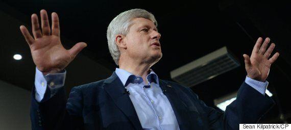 Canada Election 2015: Harper Gets Scrappier As Economy Becomes Campaign