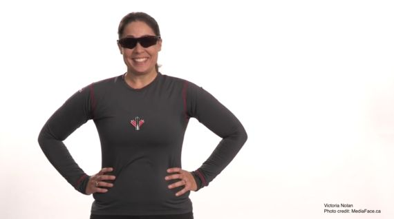 How Rowing Helped This Paralympian Rebuild Her