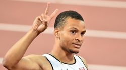 Andre De Grasse Has To Choose Between School And