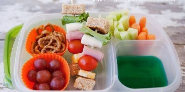 Back-To-School Lunch Ideas Kids Will Actually
