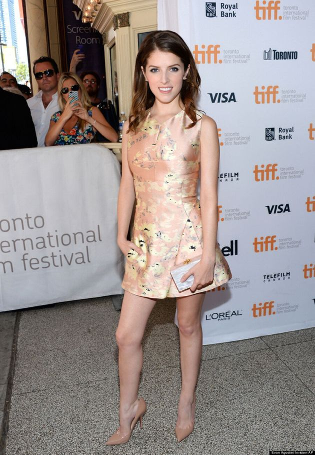 Anna Kendrick's TIFF 2014 Daytime Dress Is