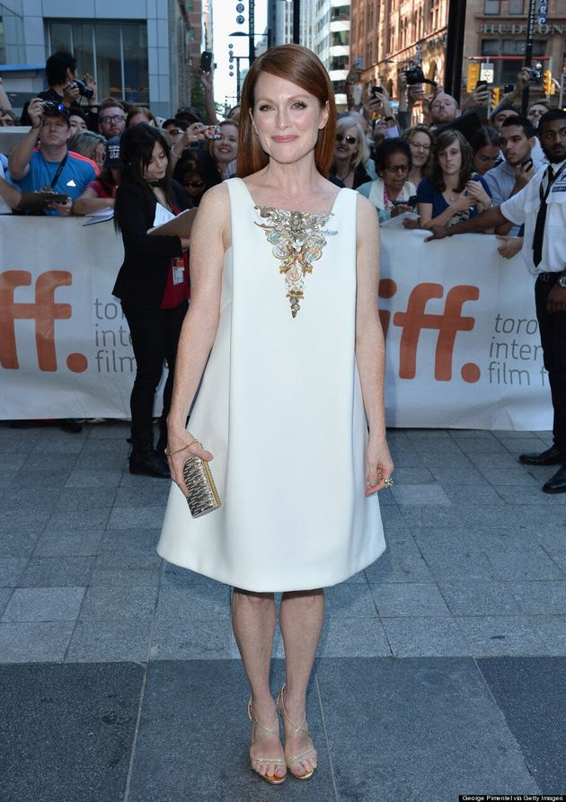 Julianne Moore's TIFF 2014 Dress Is Chanel