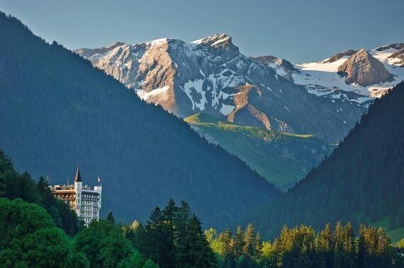 Gstaad And St. Moritz: Movie Stars, Mountains, And