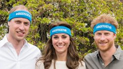 Will, Kate And Harry Launch New Campaign To End Mental Health