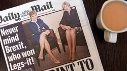 The Daily Mail Printed A Sexist Front Cover. In
